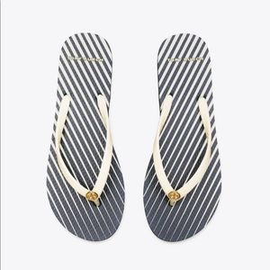 Tory Burch Printed Thin Flip Flop